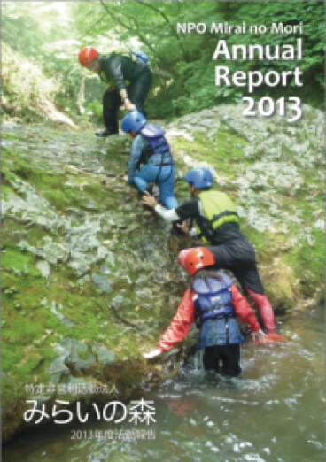2013年度活動報告書