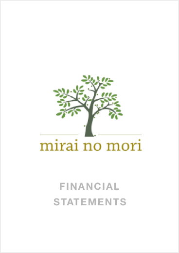 Financial Statements 2013 Nov. - 2014 Oct.